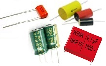 Vintage & Audiophile Capacitors