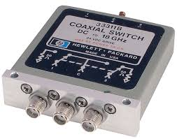 Coaxial Relays & Switches