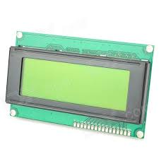 LCD Displays & Modules