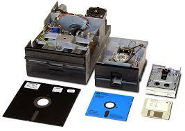 Vintage Disk Drives