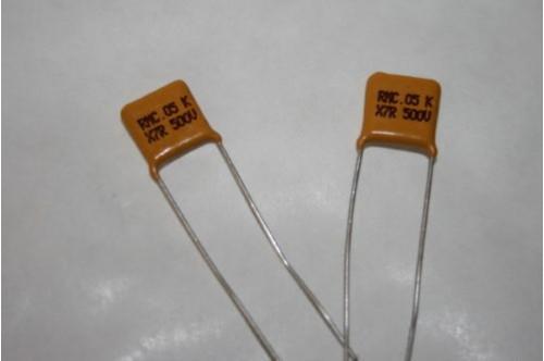 50nF 500V X7R DISC CERAMIC CAPACITOR