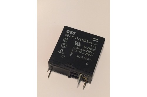 12V RELAY 5A 250V CONTACTS SDT-S-112LMR2