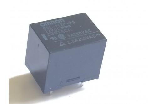 12V RELAY OMRON G5L-112P-PS
