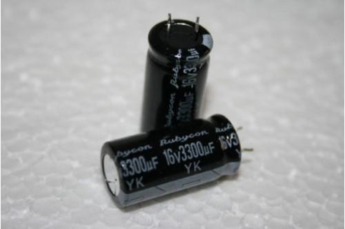 3300UF 16V RADIAL ELECTROLYTIC