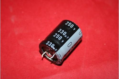 330UF 250V NICHICON LU RADIAL CAPACITOR