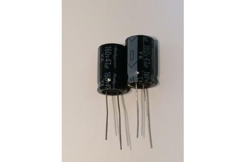 47UF 160V RADIAL ELECTROLYTIC CAPACITOR