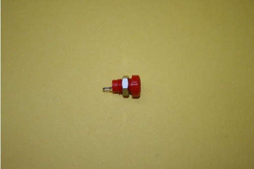 3MM VINTAGE WANDER SOCKET RED