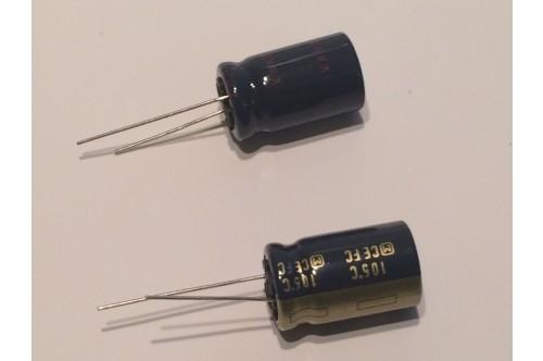 680UF 35V RADIAL CAPACITOR