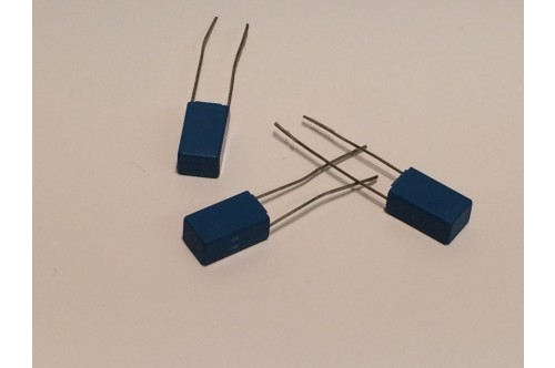 7500pF 63V PRECISION HI Q POLYPROPYLENE FILTER CAPACITORS