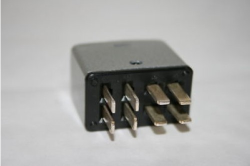 8 WAY PLESSEY CABLE MOUNT MALE