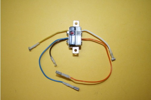 DOUBLE MINIATURE MICRO SWITCH ASSEMBLY BURGESS V4