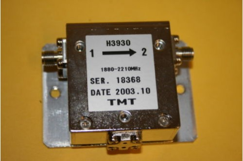 H3930 ISOLATOR