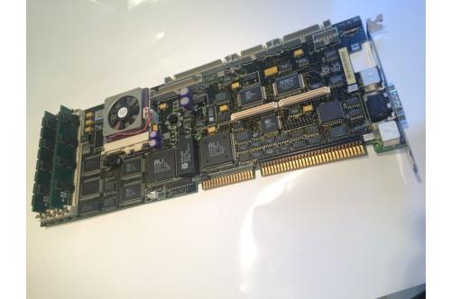 ISA SINGLE BOARD COMPUTER SBC MICROBUS MAT-818