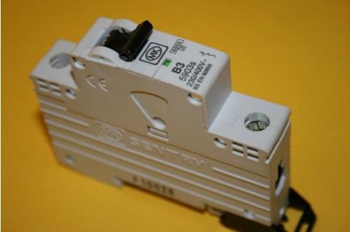 MK SENTRY 3A TYPE B MCB 5903S
