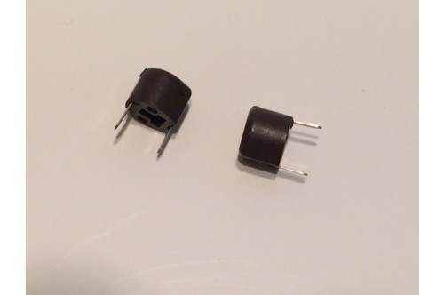 5MM CERAMIC TRIMMER CAPACITOR 9.8 - 60pF BROWN