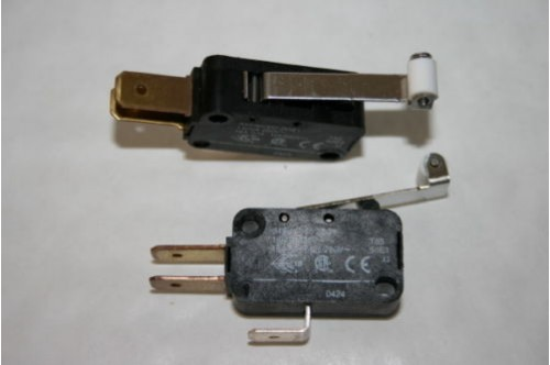 OTEHALL 343.40.350.ZDS1 16A ROLLER LEVER MICROSWITCH