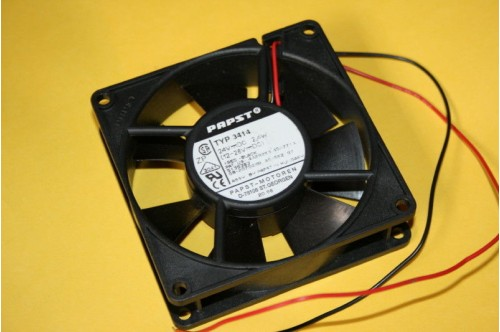 PAPST MODEL 3414 AXIAL 24V FAN