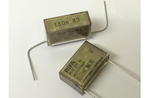PME271M 150nF 0.15uF 275Vac