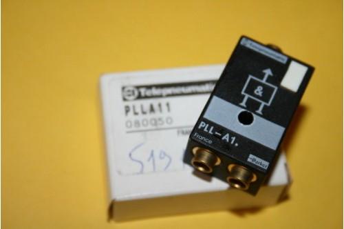 TELEMECANIQUE PLL-A11 PNEUMATIC LOGIC VALVE