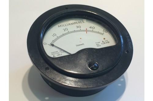 VINTAGE FERRANTI 50mA MOVING COIL PANEL METER PREMIUM QUALITY ad1u13.JPG (166.29 kB)