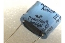 0.47F 5V SUPER CAPACITOR COOPER BUSSMAN POWERSTOR HIGH ENERGY AEROGEL