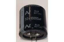 10000UF 50V ARCOTRONICS ELH POWER ELECTROLYTIC CAPACITOR
