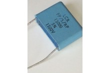 13000pF 13nF 1.5kV LCR METALLIZED POLYPROPYLENE FILM MPC CAPACITOR ad1s6
