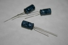1.0UF 100V RADIAL BI-POLAR ELECTROLYTIC