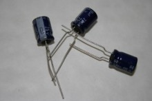 220UF 25V MINATURE RADIAL ELECTROLYTIC CAPACITOR