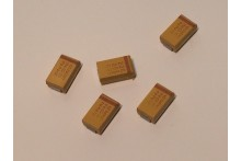 22UF 20V SURFACE MOUNT TANTALUM CAPACITORS