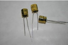 22UF 50V LOW PROFILE RADIAL ELECTROLYTIC CAPACITOR