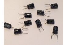22UF 63V SUB MINIATURE RADIAL ELECTROLYTIC CAPACITORS