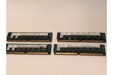 2 PAIRS OF 16MB 72 PIN EDO SIMM (= 64MB