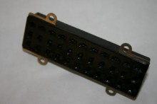 33 WAY PANEL FEMALE PLESSEY PAINTON CONNECTOR