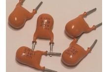 3.3UF 25V VISHAY 128 SOLID ALUMINIUM ELECTROLYTIC CAPACITOR