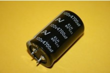 4700UF 100V ELECTROLYTIC CAPACITOR