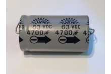 4700uF 63V SUN AXIAL ELECTROLYTIC CAPACITOR