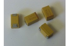 470UF 10V SURFACE MOUNT TANTALUM CAPACITOR