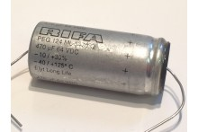 470UF 64VDC RIFA PEG124 LONG LIFE AXIAL ELECTROLYTIC PEG124ML3470Q