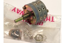 4 POLE 4 WAY HEAVY DUTY ROTARY SWITCH
