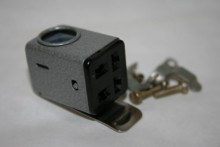 4 WAY CABLE SOCKET PLESSEY JONES FEMALE CONNECTOR