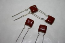680nF 50V DIPPED POLYESTER CAPACITOR