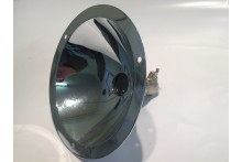 6 INCH CHROME HIGH QUALITY B20S LAMP PARABOLIC REFLECTOR