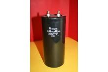 7400MFD 450VDC  CAPACITOR