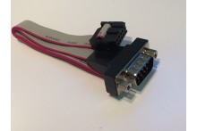 9 WAY D TYPE TO MOTHERBOARD CABLE RS 287-9612