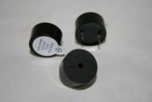 ABI-001 PIEZO SOUNDER 3V - 16V 80dB+ WHISTLE