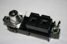 ANTENNA  CONNECTOR  ASSEMBLY