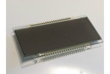 BIG 4 DIGIT LCD DISPLAY, STANDARD 40 PIN NON-MULTIPLEXED 9.5cm x 4.5cm ad1T7