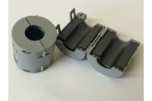 BIG CLIP ON FERRITE CLAMP CABLE NOISE SUPPRESSOR