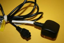 C5 CLOVER LEAF LAPTOP MAINS CABLE